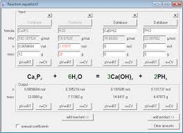 stoichiometry calculator