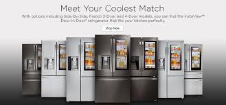 lg refrigerator instaview. shop lg instaview lg refrigerator instaview