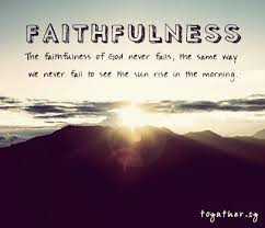 Christian Quotes On Faithfulness
