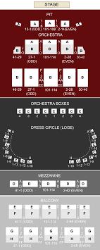 Wang Theater Virtual Seating Chart Wang Theater Boston Ma Seating Chart Stage Boston