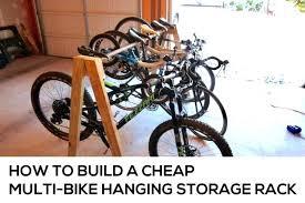 make bike rack pvc build a bike rack how to easily build a multi bike make bike rack pvc