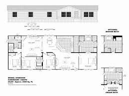 3 bedroom single wide mobile home floor plans fresh 40 elegant graphics triple wide manufactured homes