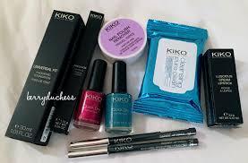 insram giveaway kiko milano makeup haul