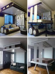 liftbed bedup 2 space saving beds