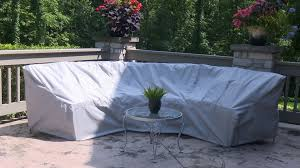covers for outdoor patio furniture. Modren For How To Make A Cover For Curved Patio Set  Sewing Outdoor Furniture Covers  YouTube For