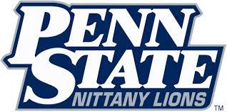 Penn State Nittany Lions Wordmark Logo - NCAA Division I (n-r) (NCAA ...