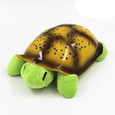 turtle night light star sky projection lamp al
