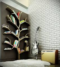 Storage & Organization: Kids Bookshelves Furniture With Tree Branch  Collections - Wall System