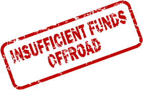 Insufficient Funds Offroad
