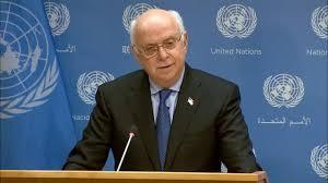 UN Live United Nations Web TV - José Singer (Special Envoy of the ...