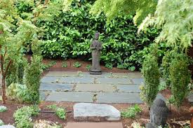 asian garden statues. Awe-Inspiring Garden Statues Decorating Ideas Images In Landscape Asian Design
