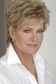 Pictures Of Short Hairstyles For Women Over 50 Highlights Hair