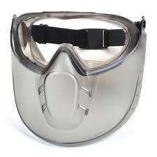 Pyramex Capstone Goggles Face Shield Gg504tshield