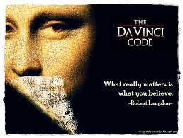quote of the da vinci code quotesaga