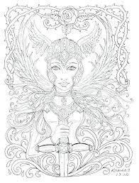 Anime Coloring Pages For Adults Printable Anime Coloring Pages Anime