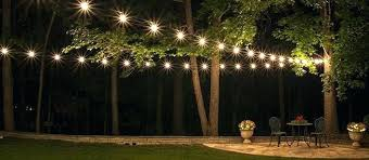 How To Hang Outdoor String Lights Best Backyard Hanging Lights Yard String Lights Hanging Outdoor String