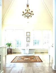 bathroom crystal chandelier bathroom crystal chandelier chandelier for high ceiling chandelier for cathedral ceiling chandelier high