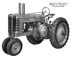 john deere model a tractor small farmer s journal john deere model a tractor