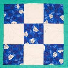 Quilt Block Library | FaveQuilts.com & How to Make a Nine Patch Block Adamdwight.com