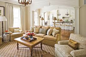 Awesome Stylish And Peaceful Southern Living Room Designs Family On Home Design  Ideas. « » Design