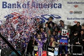 Bank of America 500 Race Recap by Chief 187