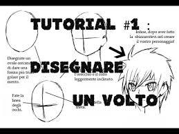 Manga Tutorial 1 Come Disegnare Un Volto Youtube