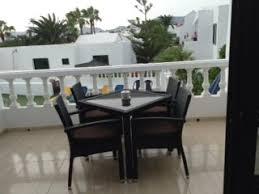 Balcony Area   Columbus 4A, Puerto Del Carmen, Lanzarote