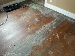 >how to remove carpet pad stains from hardwood floors  adhesive glue hardwood floor ripping up carpet and padding 101 my repurposed life