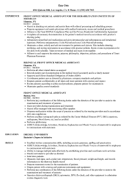 Resume Examples Medical Assistant Tomyumtumweb Com