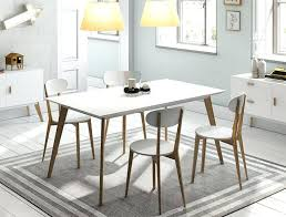 white wooden dining table and chairs elegance white and black dining room inspirations home design white