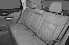 2016 honda cr v suv lx 4dr front wheel drive interior back seats
