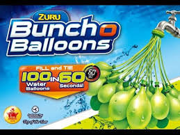 Fill 100 Water <b>Balloons</b> in 60 Seconds | Zuru Bunch O <b>Balloons</b> ...