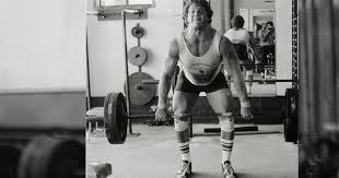 york barbell. i had been olympic weightlifting about three years when got the idea to drive york barbell see if could find what tommy suggs so rightly refers s
