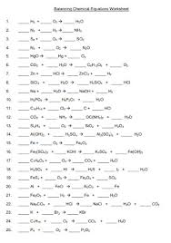 basic balancing chemical equations pdf