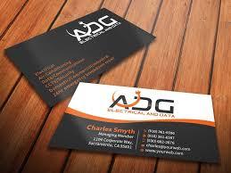 Contractor Business Cards Contractors Business Cards Unique Exelent