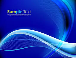 blue background designs blue abstract design waves background vector graphic free vector
