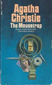 the mousetrap aka three blind mice and other stories william teason cover art