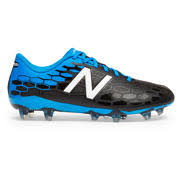 new balance junior. new balance junior visaro 2.0 control fg, black with bolt \u0026 energy red