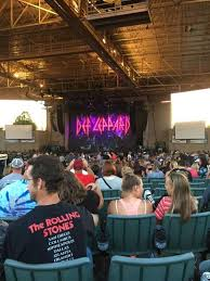 Ruoff Home Mortgage Music Center Section G Row Cc