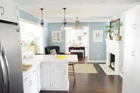 blue kitchen wall colors. Fine Blue Decoration Grey Kitchen Colors Wall Kitchens Colorado  Gray Benjamin Moore With Blue R