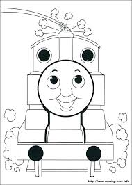 Free Printable Thomas The Train Coloring Pages Train Coloring Pages