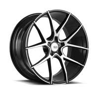 5x115 Bolt Pattern Stunning 48x1148 48 Wheels Rims Black Chrome FREE Shipping BEST Pricing