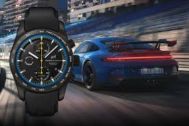 While we wait for the official unveiling of the new porsche 911 gt3 (992), we have the perfect video for. Introducing Porsche Design Chronograph 911 Gt3 Flyback