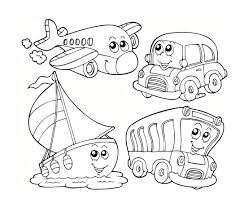 Small Picture Fancy Transportation Coloring Pages 26 On Seasonal Colouring Pages