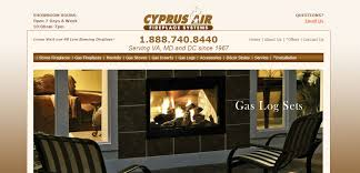 cyprus air fireplace systems