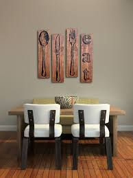 extra large fork knife and spoon wall