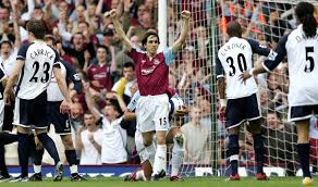 Watch again: West Ham's May 2006 win over Tottenham Hotspur!
