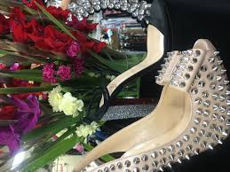 louboutins abound at refinery celebrity re boutique