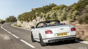 2018 bentley convertible. perfect bentley 2018 bentley continental gt supersports convertible color ice white   rear threequarter hd wallpaper 1920 x 1080 throughout bentley convertible