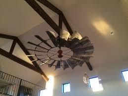 ceiling fan that looks like a windmill. 8\u0027 reproduction vintage windmill ceiling fan- wcftx fan that looks like a o